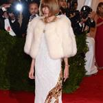 Anna Wintour at the Met Gala 2012   113661