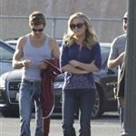 Anna Paquin and Ryan Kwanten on set of True Blood Season 4 86200