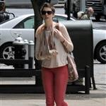 Anne Hathaway seen shopping on Madison Avenue in New York City 116580