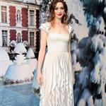Anne Hathaway at The White Fairy Tale Love Ball at the Chateau de Wideville in Crepieres in France 89383