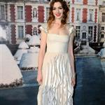 Anne Hathaway at The White Fairy Tale Love Ball at the Chateau de Wideville in Crepieres in France 89384