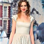 Anne Hathaway at The White Fairy Tale Love Ball at the Chateau de Wideville in Crepieres in France 89392