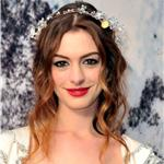 Anne Hathaway at The White Fairy Tale Love Ball at the Chateau de Wideville in Crepieres in France 89393