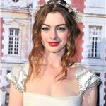 Anne Hathaway at The White Fairy Tale Love Ball at the Chateau de Wideville in Crepieres in France 89395