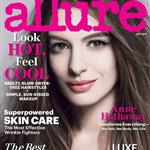Anne Hathaway covers Allure magazine 118061