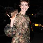 Anne Hathaway at The New York City Ballet's Fall Gala: Celebrating Valentino in New York 126962