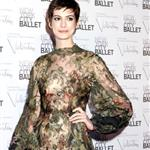 Anne Hathaway at The New York City Ballet's Fall Gala: Celebrating Valentino in New York 126966