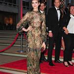 Anne Hathaway at The New York City Ballet's Fall Gala: Celebrating Valentino in New York 126974