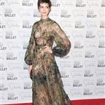 Anne Hathaway at The New York City Ballet's Fall Gala: Celebrating Valentino in New York 126977