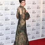 Anne Hathaway at The New York City Ballet's Fall Gala: Celebrating Valentino in New York 126978