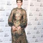 Anne Hathaway at The New York City Ballet's Fall Gala: Celebrating Valentino in New York 126979
