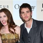 Anne Hathaway Jim Sturgess at New York premiere of One Day 91533