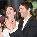 Anne Hathaway and Jim Sturgess at the UK premiere of One Day 92618