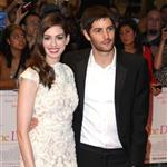 Anne Hathaway and Jim Sturgess at the UK premiere of One Day 92623