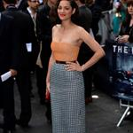 Marion Cotillard at the London premiere of The Dark Knight Rises 121037