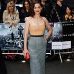 Marion Cotillard at the London premiere of The Dark Knight Rises 121039