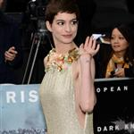 Anne Hathaway at the London premiere of The Dark Knight Rises 121048
