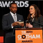 Leighton Meester Anthony Mackie present together at Gotham Awards 73969