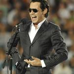Marc Anthony sings national anthem at Jets vs Dolphins 48560