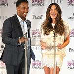 Anthony Mackie and Kate Beckinsale announce the nominations for the 2012 Independent Spirit Awards  99466