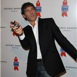 Antonio Banderas at launch of The Secret and his photo series in New York  60913