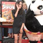 Angelina Jolie at the DVD launch of Kung Fu Panda 27196