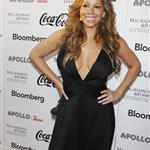 Mariah Carey at the Apollo Theatre 75th anniversary 40722