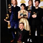 Arcade Fire wins Best Album at Grammy Awards 2011  78926