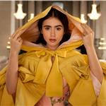 Lily Collins as Snow White in the new movie 96152