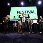 Cast of Arrested Development attend The 2011 New Yorker Festival  95404