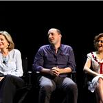 Jessica Walter, Tony Hale and Alia Shawkat attend The 2011 New Yorker Festival: Arrested Development Panel 95411