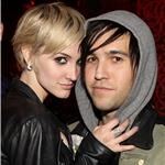 Ashlee Simpson and Pete Wentz at X Life Launch Party December 2010 78580