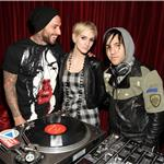 Ashlee Simpson and Pete Wentz at X Life Launch Party December 2010 78583