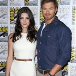 Ashley Greene and Kellan Lutz at Comic Con 2012 120656