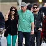 Ashley Greene steps out with dad and Jared Followill after breaking up with Joe Jonas  81656