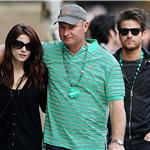 Ashley Greene steps out with dad and Jared Followill after breaking up with Joe Jonas  81657