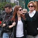 Ashley Greene and Jackson Rathbone want us to think they're maybe dating in Vancouver  83583