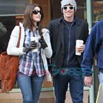 Ashley Green and Jackson Rathbone in Vancouver preparing for New Moon 34724