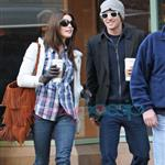 Ashley Green and Jackson Rathbone in Vancouver preparing for New Moon 34725
