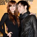 Ashlee Simpson and Pete Wentz end split speculation at the MTV Australia awards 35649