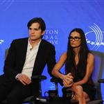 Demi Moore Ashton Kutcher at Clinton Global Initiative amid cheating allegations 69386