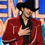 Ashton Kutcher at the 47th Annual Academy Of Country Music Award 110267