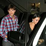 Ashton Kutcher and Mila Kunis leave Duplex Restaurant in West Hollywood 121834