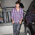 Ashton Kutcher and Mila Kunis leave Duplex Restaurant in West Hollywood 121837