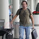 Kim Coates leaves Toronto after TIFF 94166