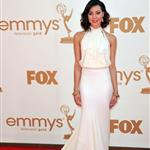Aubrey Plaza at Emmy Awards 2011 94500
