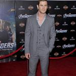 Chris Hemsworth at LA premiere of The Avengers 111116
