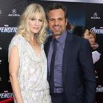 Mark Ruffalo and Sunrise Coigney at LA premiere of The Avengers 111138