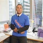 Sean Avery guest editing at Mens Vogue online 21777