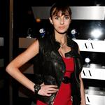 Ali Lohan at an A/X watch launch 36945